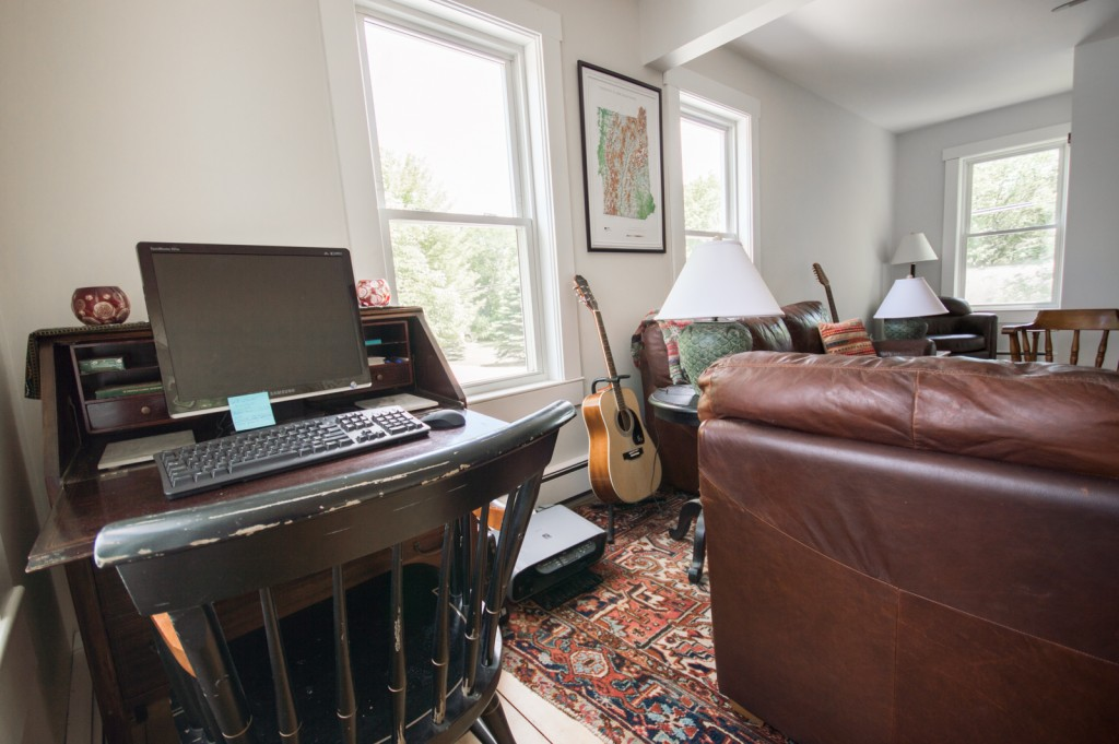 Computer, Notch Hostel, White Mountains, NH