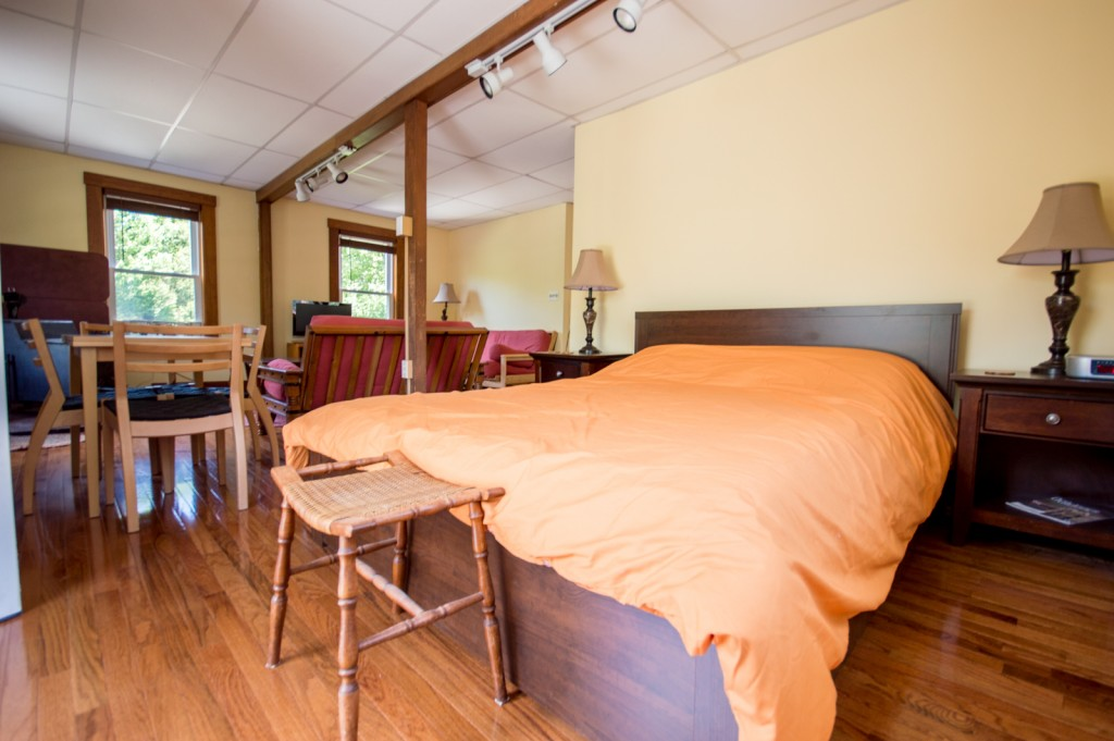 Crawford room, Notch Hostel, White Mountains, NH