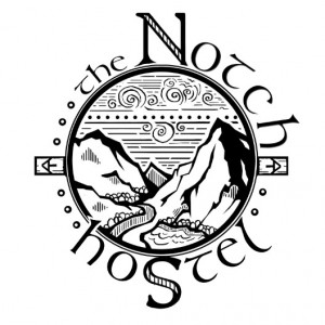 The Notch Hostel logo