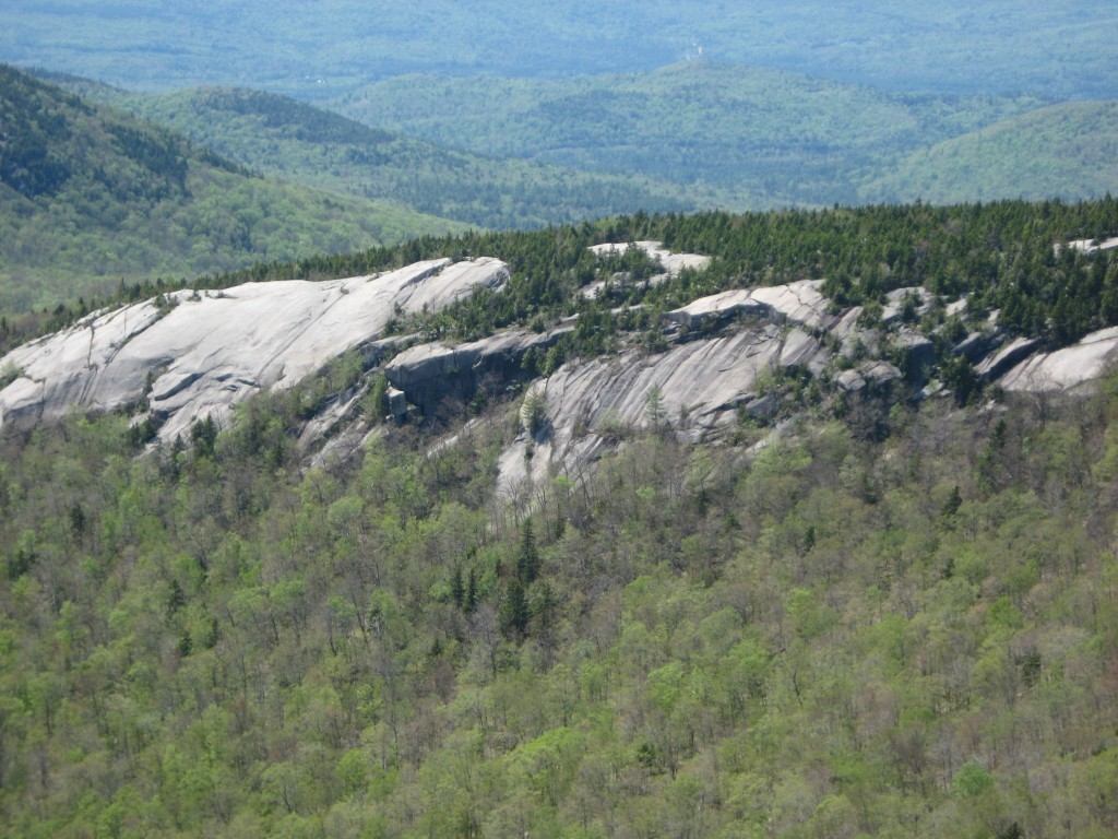 Dickey Cliffs