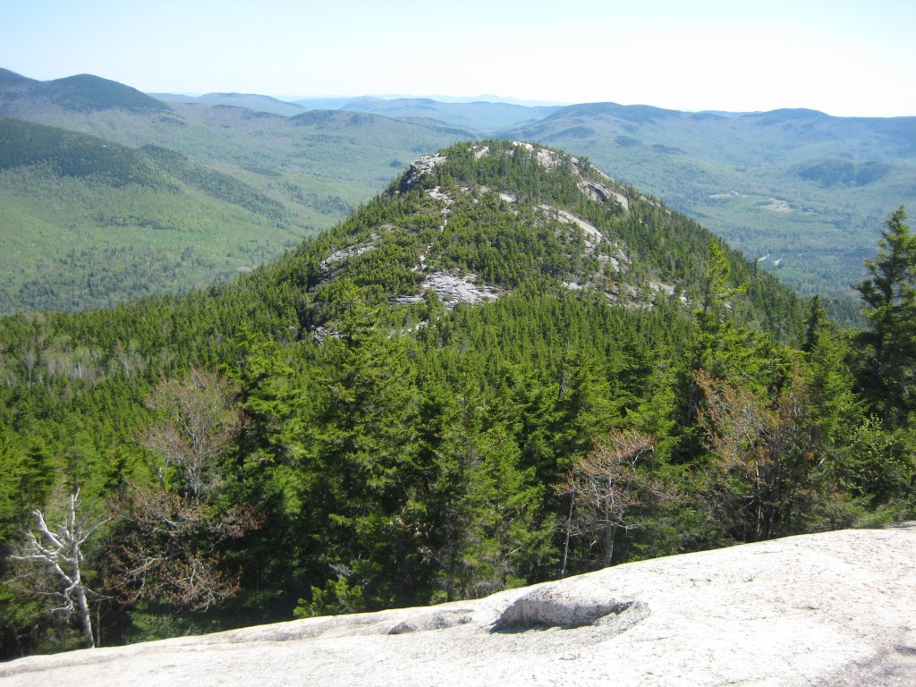 Looking back on Welch's summit from Dickey