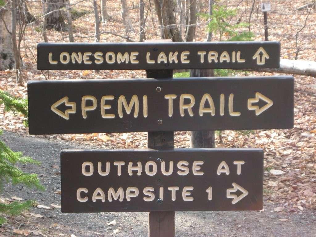 Pemi Trail