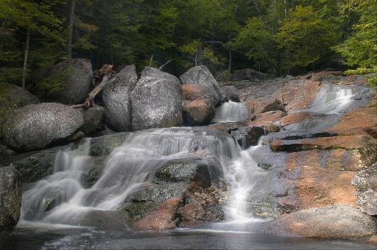 Lower Georgiana Falls in the White Mountains