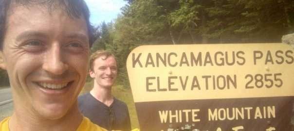 Kancamagus Pass, White Mountains Bicycle Tour
