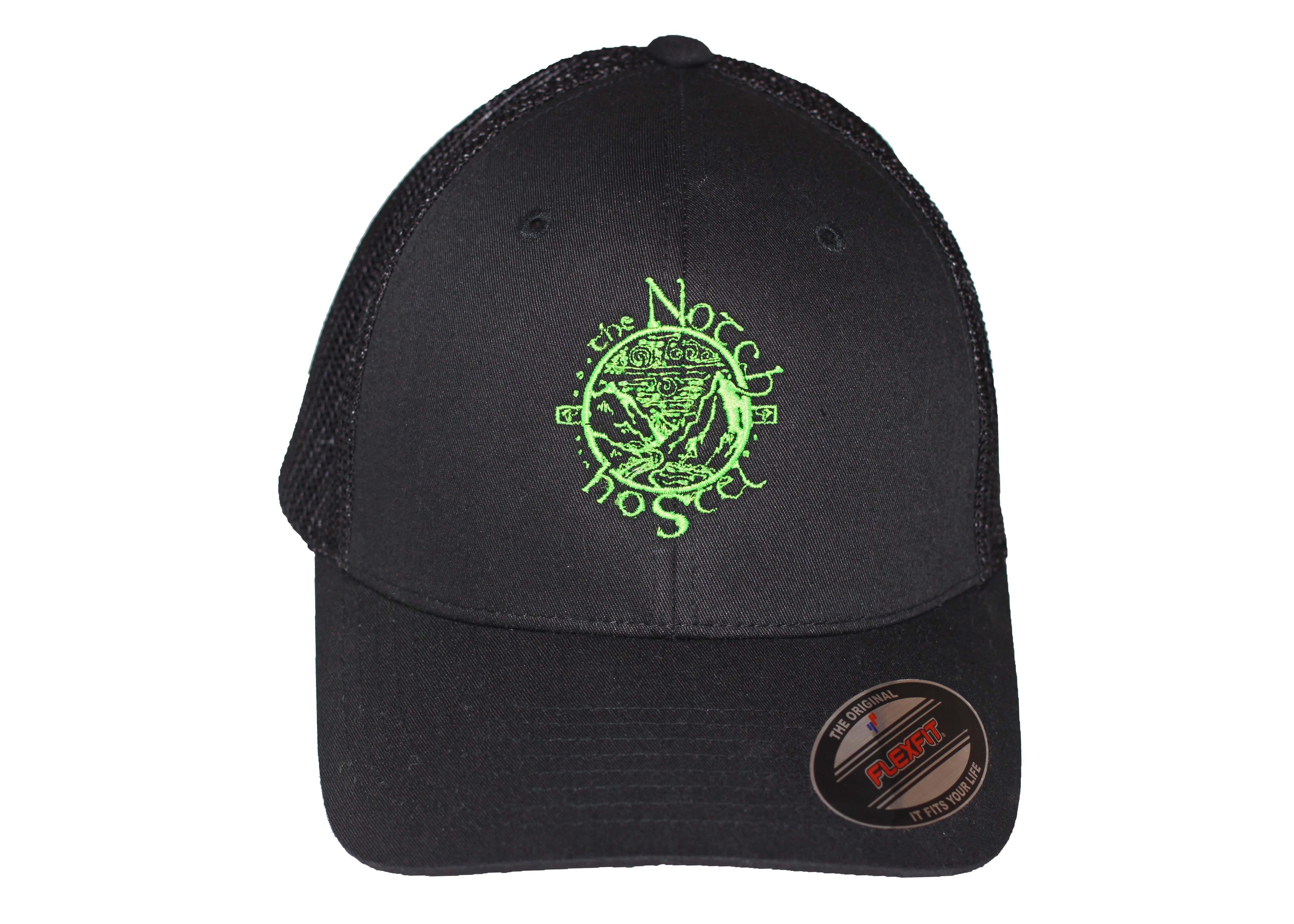 Front of Trucker Cap