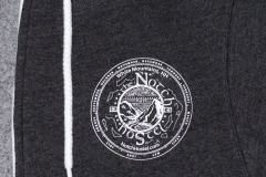 Front Logo close-up