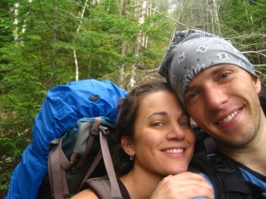 Serena and Justin Walsh are the owners and managers of the Notch Hostel