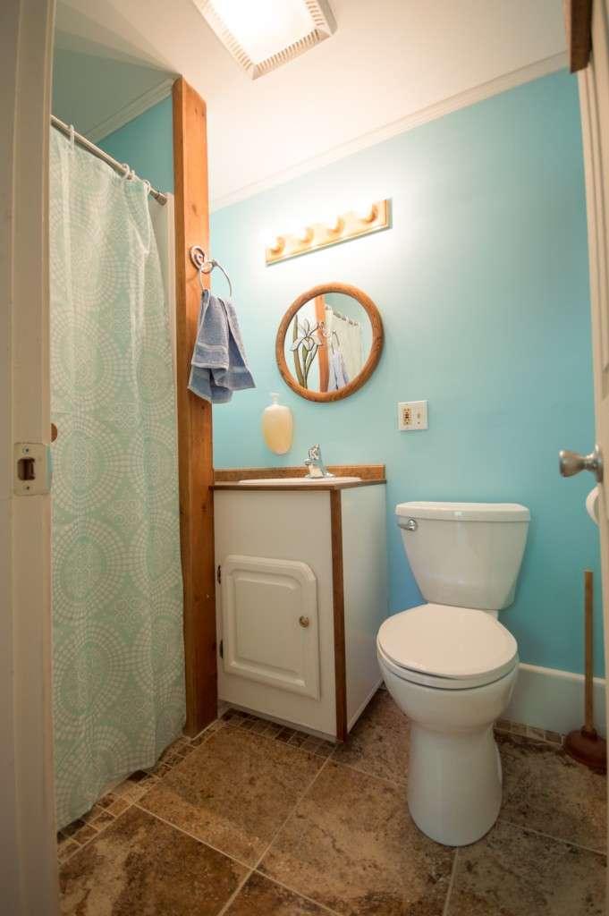 The Notch Hostel, bathroom