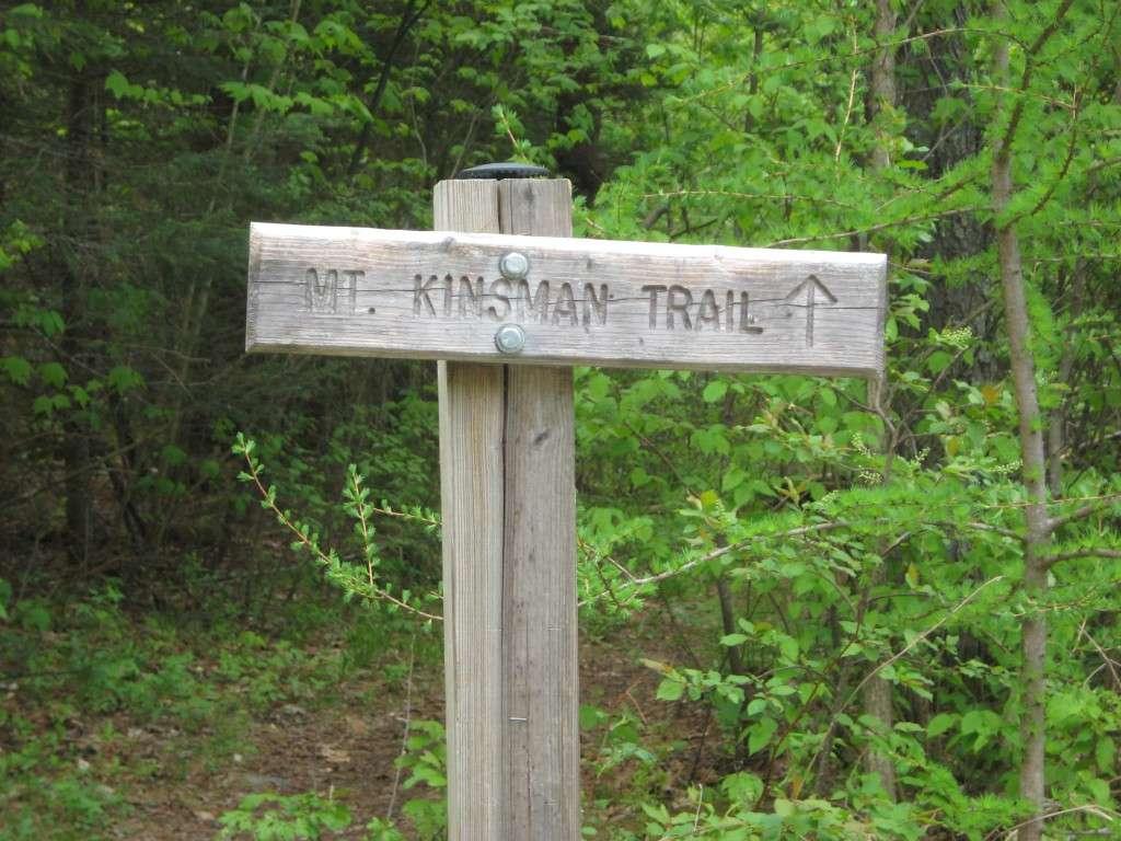 Mt Kinsman trailhead