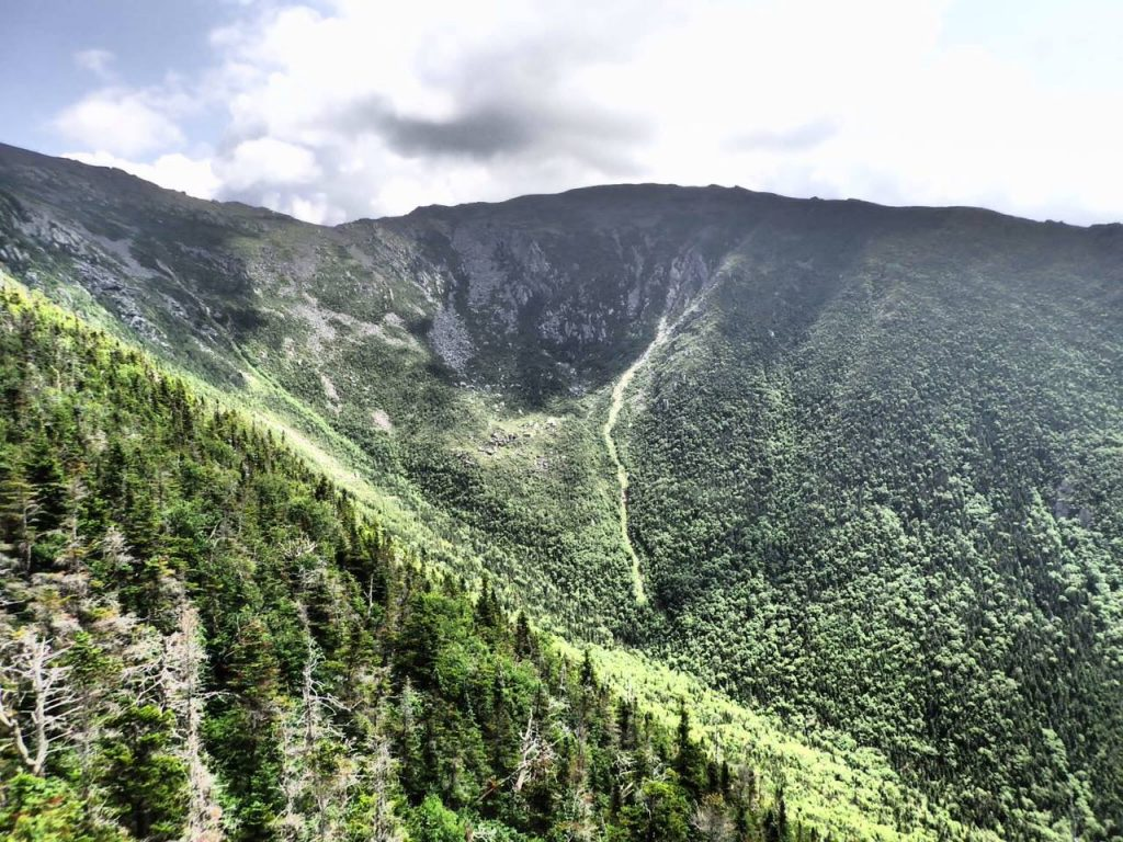 The view from Emerald Bluff, one of the wildest destinations in the RMC trail network.