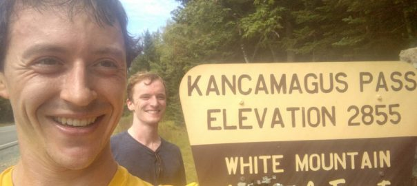 Kancamagus Pass, White Mountains Bicycle Tour